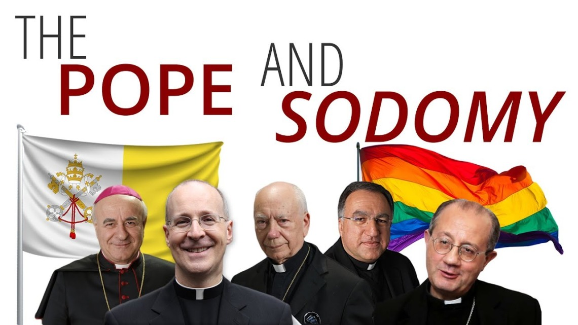 pope and sodomy