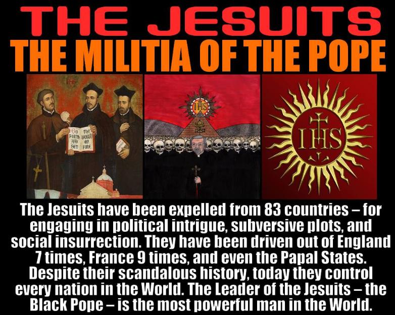poza militia iezuita